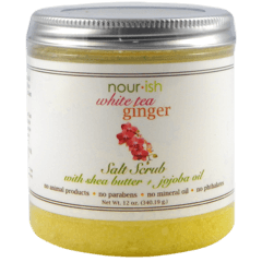 Nourish 12 oz Salt Scrub
