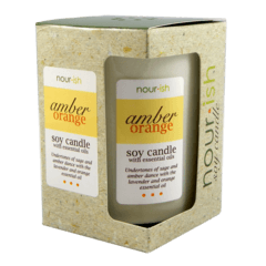 Nourish Soy Candle