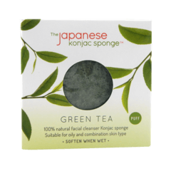 Facial Green Tea Konjac Sponge